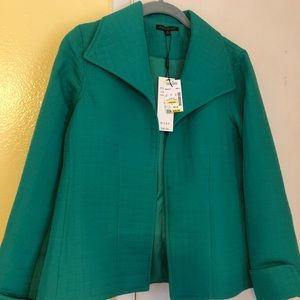 For Cynthia Jacket/Blazer Quilted NWT Size S